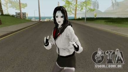Jane The Killer Skin 1 para GTA San Andreas