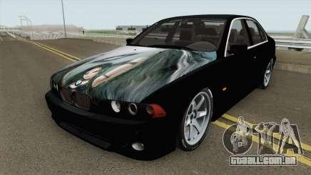 BMW E39 EnesTuningGarageDesign para GTA San Andreas