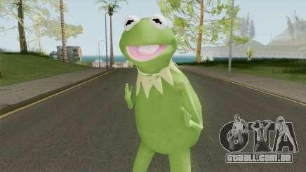 Kermit The Frog para GTA San Andreas