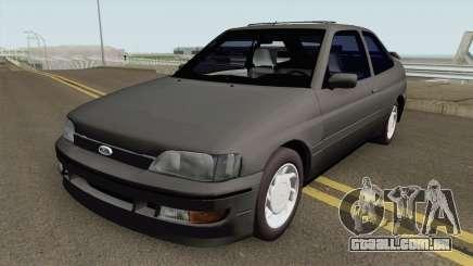 Ford Escort XR3 1995 para GTA San Andreas