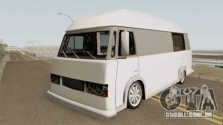 HotDog Campervan para GTA San Andreas