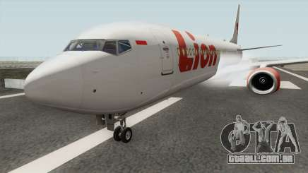 Boeing 737NG Lion Air para GTA San Andreas