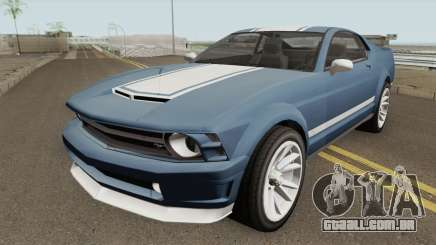 Ford Mustang GT Fastback para GTA San Andreas