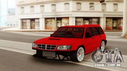 Subaru Forester SF para GTA San Andreas