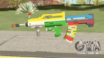 QBZ Block Bolter para GTA San Andreas