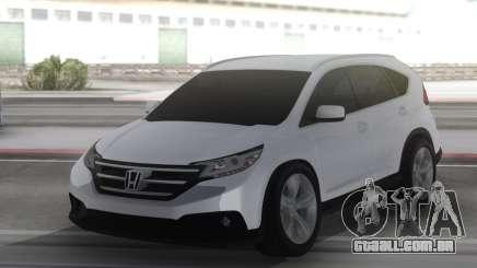 Honda CR-V 2013 para GTA San Andreas