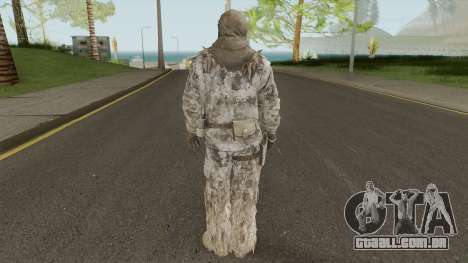 Spec Ops: The Line - Sniper para GTA San Andreas