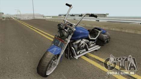 Freeway BETA para GTA San Andreas