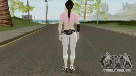 Kokoro (Sport Leggings) From DOA5LR para GTA San Andreas