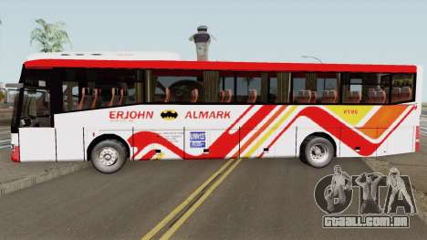 Philippine BUS Erjohn and Almark para GTA San Andreas