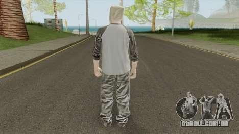 GTA Online Skin Male 2 para GTA San Andreas