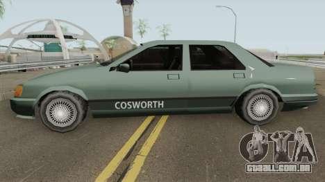 Ford Sierra Low-Poly para GTA San Andreas