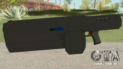 GTA Online (Arena War) Rifle para GTA San Andreas
