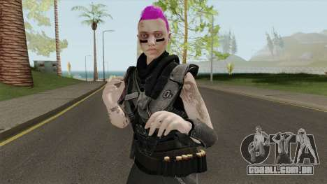 GTA Online: Arena Wars - Wastelander para GTA San Andreas