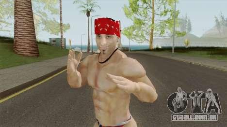 Ricardo Milos para GTA San Andreas
