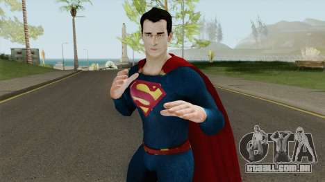 CW Superman From The Elseworlds para GTA San Andreas