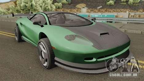 Jaguar XJ220 1992 (Penetrator Style) para GTA San Andreas