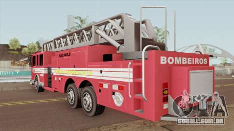Firela Bombeiros SP TCGTABR para GTA San Andreas
