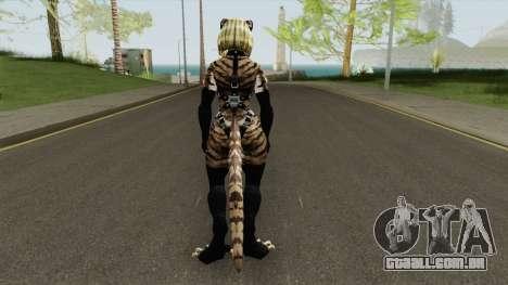 Chiala (Unreal Tournament 3 Cat) para GTA San Andreas
