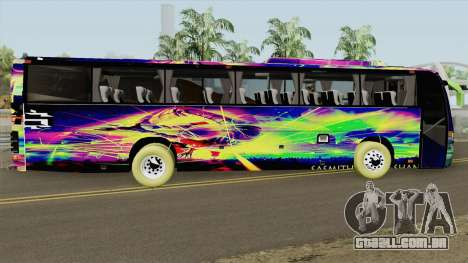 Volvo Bus para GTA San Andreas