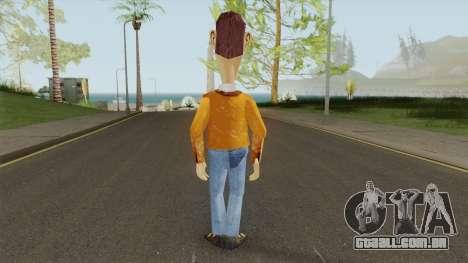Gustave - 3D Movie Maker (Microsoft) para GTA San Andreas
