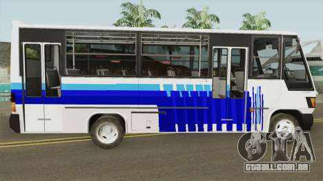 Caio Carolina Linea v1 para GTA San Andreas