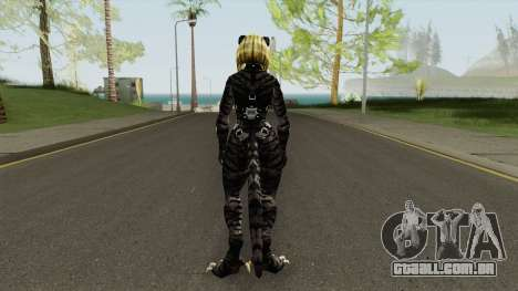 Darkness (Unreal Tournament 3 Cat) para GTA San Andreas