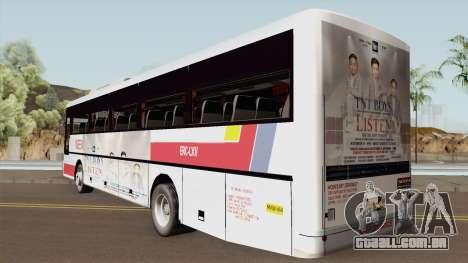Philippine BUS Whenna Expreess para GTA San Andreas
