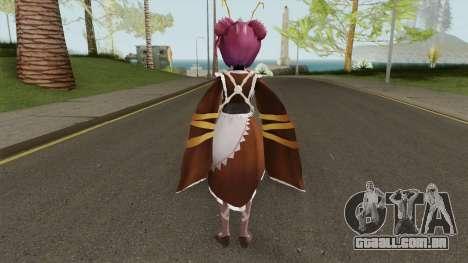 Entoma Vasilissa Zeta from Overlord para GTA San Andreas