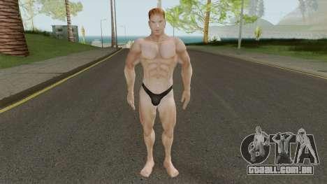 Danny Lee (Kiyoshi Kazuya) Gachimuchi para GTA San Andreas