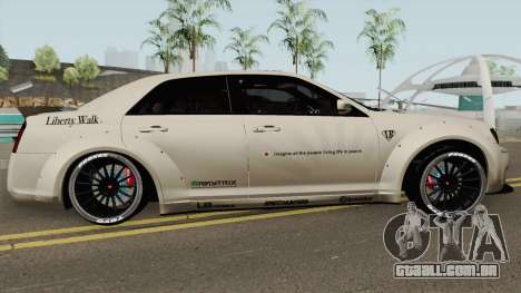 Chrysler 300 SRT8 Liberty Walk LB Performan 2012 para GTA San Andreas