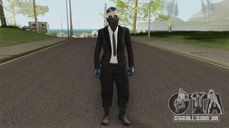 GTA Online Random Skin 19 para GTA San Andreas