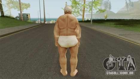 PS2 LCS Giovanni Baby para GTA San Andreas