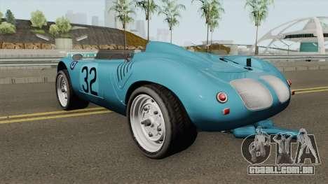 Porsche 718 RSK 1959 para GTA San Andreas