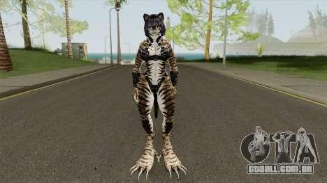 Jade (Unreal Tournament 3 Cat) para GTA San Andreas