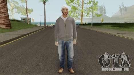Tom Hardy As Eddie Brock para GTA San Andreas