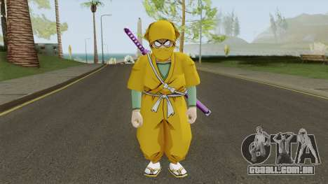 Ninja Dbz Revenge of King Piccolo para GTA San Andreas