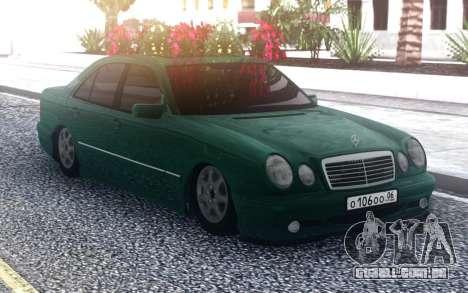 Mercedes-Benz E55 para GTA San Andreas