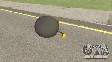 Angry Birds Bomb para GTA San Andreas