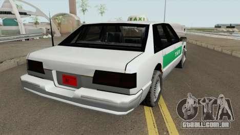 Taxi (Santos-SP-MG) TCGTABR para GTA San Andreas