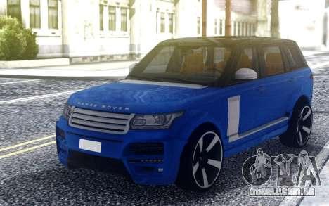 Range Rover Vogue L405 Startech para GTA San Andreas