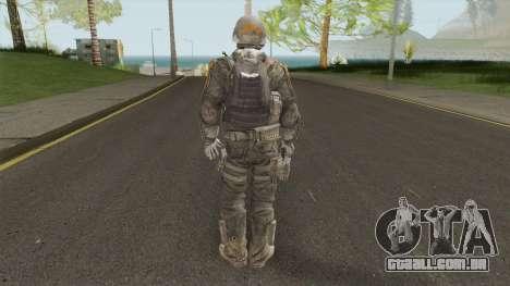 Spec Ops: The Line - Elite Heavy para GTA San Andreas