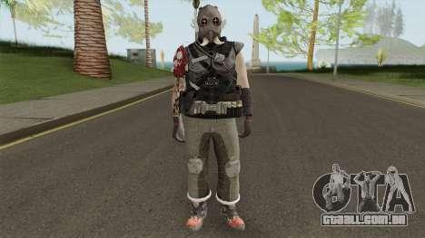GTA Online Arena War Skin 3 para GTA San Andreas