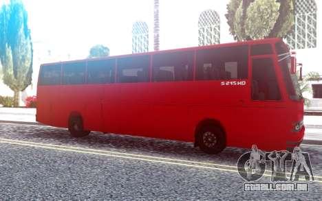 Setra S para GTA San Andreas