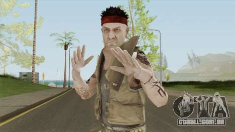 Commando (Spec Ops: The Line - 33rd Infantry) para GTA San Andreas