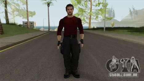 Ryan Lennox From Infernal para GTA San Andreas