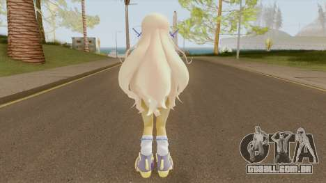 Exposed Anime Girl Ver2 para GTA San Andreas