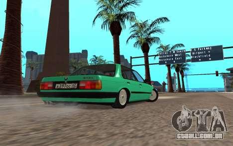 BMW 325 Cólicas para GTA San Andreas