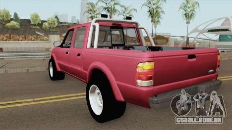 Ford Ranger 2000 para GTA San Andreas