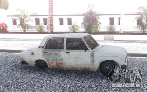 VAZ 2107 Brodyaga para GTA San Andreas